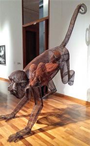 """Nadia Guthmann, """"En peligro de extinción"""" (2014)"""
